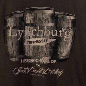 Jack Daniels Distillery T-shirt